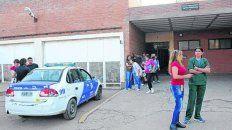 La víctima fue trasladada al Hospital Gamen de Villa Gobernador Gálvez pero llegó sin vida.