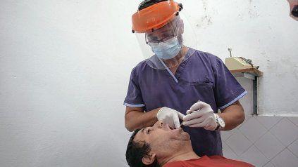 ¿Cómo funciona la Odontología en la Unidad Penal 1?