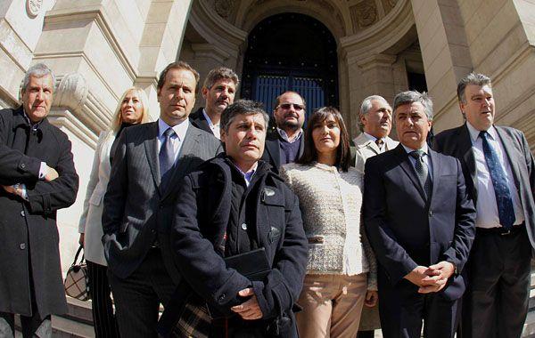 Diputados del radicalismo