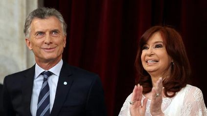 En el último tramo antes de la Paso Mauricio Macri y Cristina Kirchner se metieron de lleno en la interna en Santa Fe.