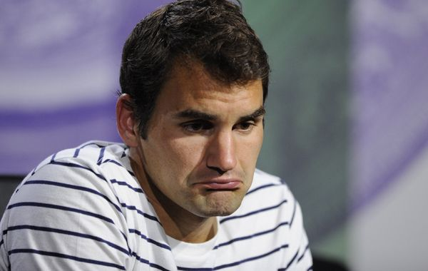 Federer fue eliminado por el ucraniano Stakhovsky