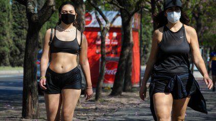 ROSARIO. Los días de calor y humedad, tan comunes, resultarían favorables.
