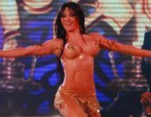 Bailando 2008: Adabel Guerrero mostró todo y tuvo el mejor puntaje