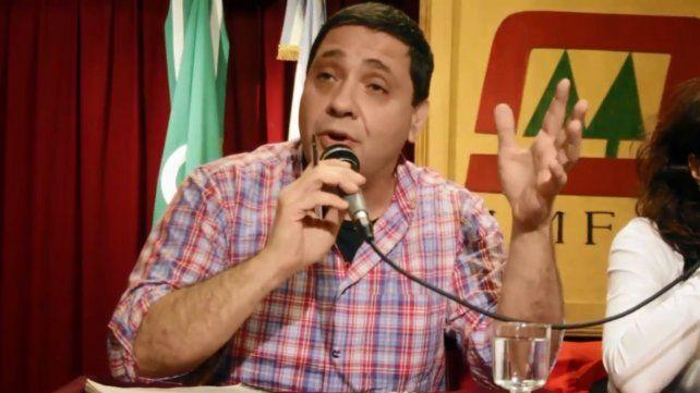 Pablo Imen es docente de la Universidad Nacional de Luján y vicerrector del Instituto de la Cooperación.