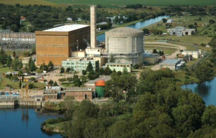 La Central Nuclear de Embalse tiene una capacidad de generación de 648 megavatios