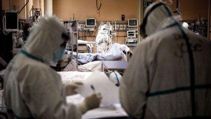 Por coronavirus, se alcanzó los 91.438 fallecidos en el país