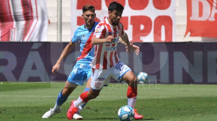 ¿Unión podría perder a Mauro Luna Diale?