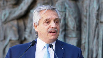 Alberto Fernández: Estamos trabajando para que puedan volver los argentinos varados en el exterior