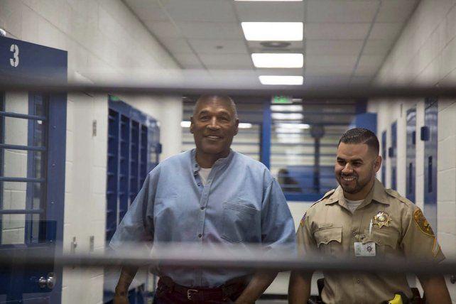 La Justicia le concedió la libertad condicional al exjugador de fútbol americano.