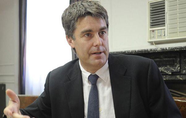 Loas. Lluís Gómez destacó los carriles exclusivos y las bicisendas de Rosario.