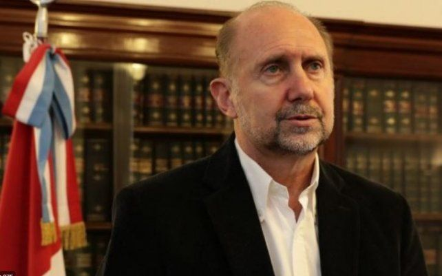 Senadores justicialistas se solidarizaron con Perotti y su familia