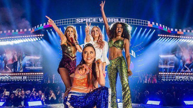 El show de las Spice Girls que terminó en escándalo