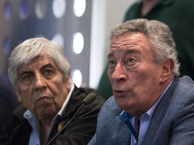 Moyano jugará un papel clave en la vida política de la AFA