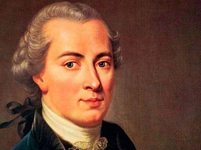 El gran filósofo prusiano Immanuel Kant (1724-1804).