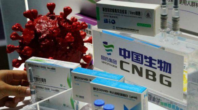 Más vacunas. Este primer millón que llegarán de China se sumarían a las 300.000 dosis que ya se recibieron de la vacuna rusa Sputnik V.