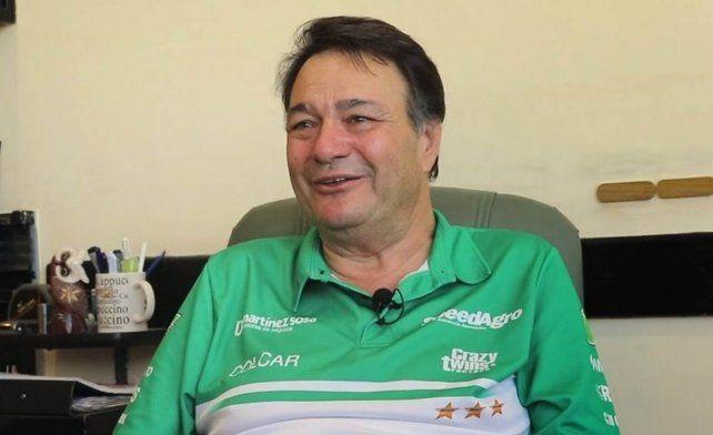 Alberto Canapino