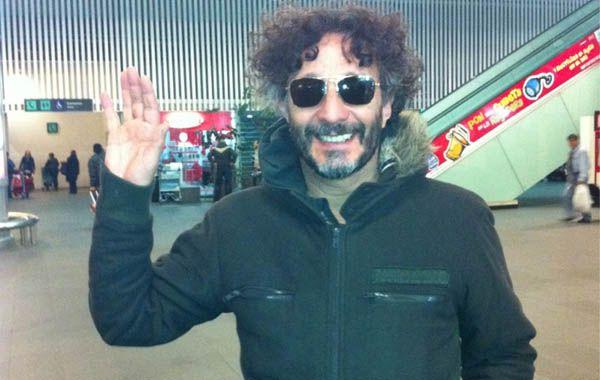 El rockero dará un recital mañana en el que espera tener como invitados a sus colegas cubanos Silvio Rodríguez