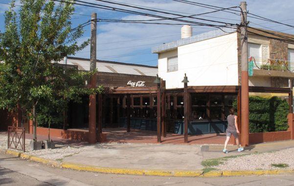 El restobar Palo Borracho está en Eva Perón al 7800.