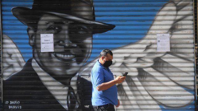 Kicillof reclama volver un aislamiento más estricto en Buenos Aires