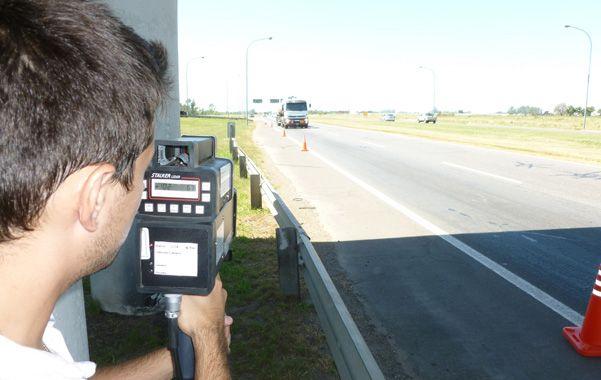 Más tecnología para detectar infracciones en vías provinciales y nacionales.