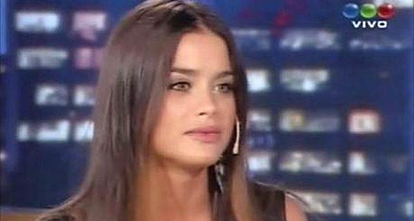 Una modelo confesó que está conociendo a Diego Forlán