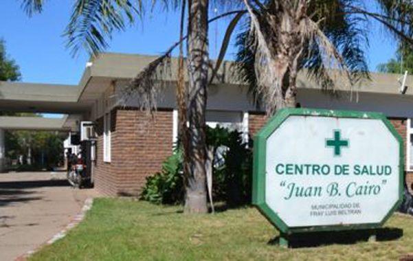 El Centro de Salud Juan Bautista Cairo solamente atenderá al público de 7 a 19.
