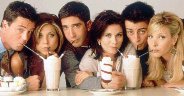 La serie tuvo 10 temporadas protagonizadas por Jennifer Aniston