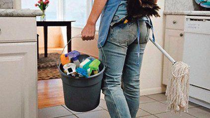 Un juez otorgó a una mujer una indemnización por los trabajos domésticos