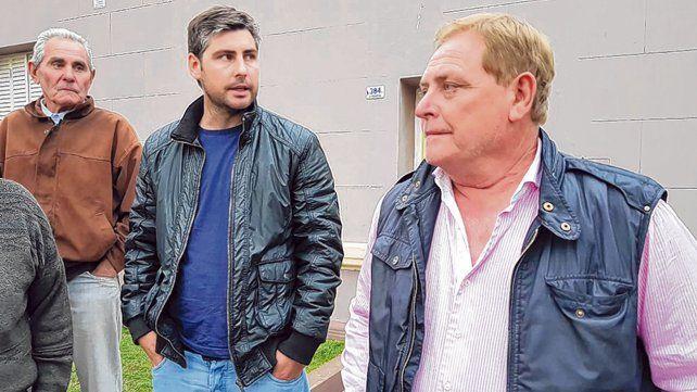 Detenidos. En septiembre de 2017 fueron arrestados Coppari y su hijo. Luego recuperaron la libertad.