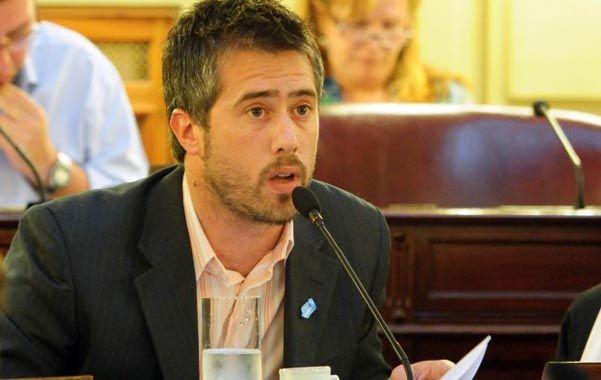Vocero. El diputado Leandro Busatto objetó parte del proyecto de ley.