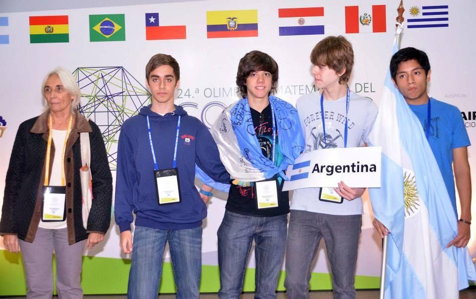 El equipo argentino: Lautaro Decara