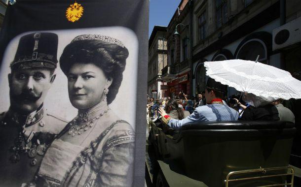 Actos. Sarajevo conmemoró el siglo del asesinato del heredero del imperio Austro-Húngaro sin la presencia de los serbios