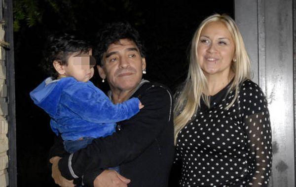 Jorge Rial contó que la cumbre se frustró porque la mamá de Dieguito quiso estar presente.