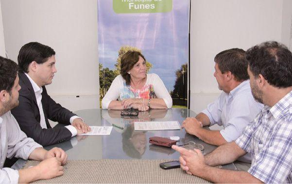 Convenio. El municipio y el Iset suscribieron el acuerdo de colaboración