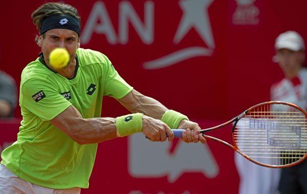 Ferrer volvió a demostrar su jerarquía en Buenos Aires. (Foto: AFP)