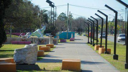 Los disparos en el paseo municipal de la estación causaron gran conmoción social y la reacción de referencias legislativas.