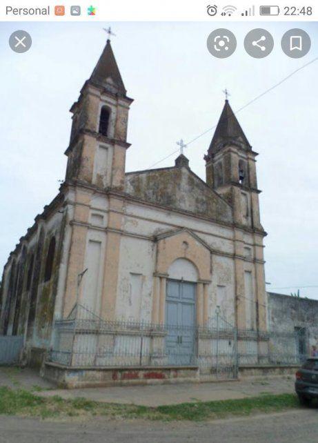 La iglesia San Enrique fue declarada Monumento Histórico provincial.