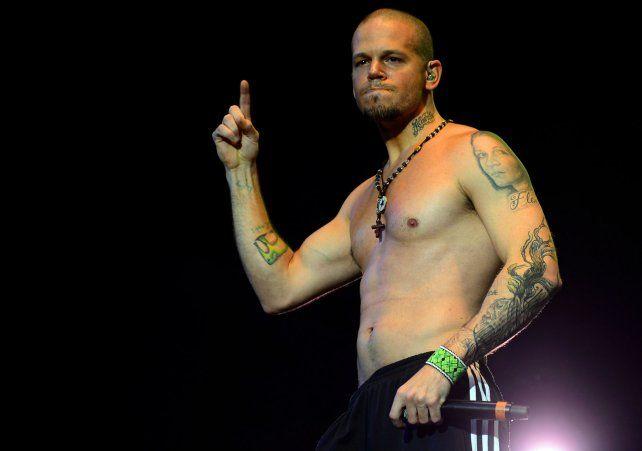 El cantante de Calle 13 llega a Rosario en formato solista.