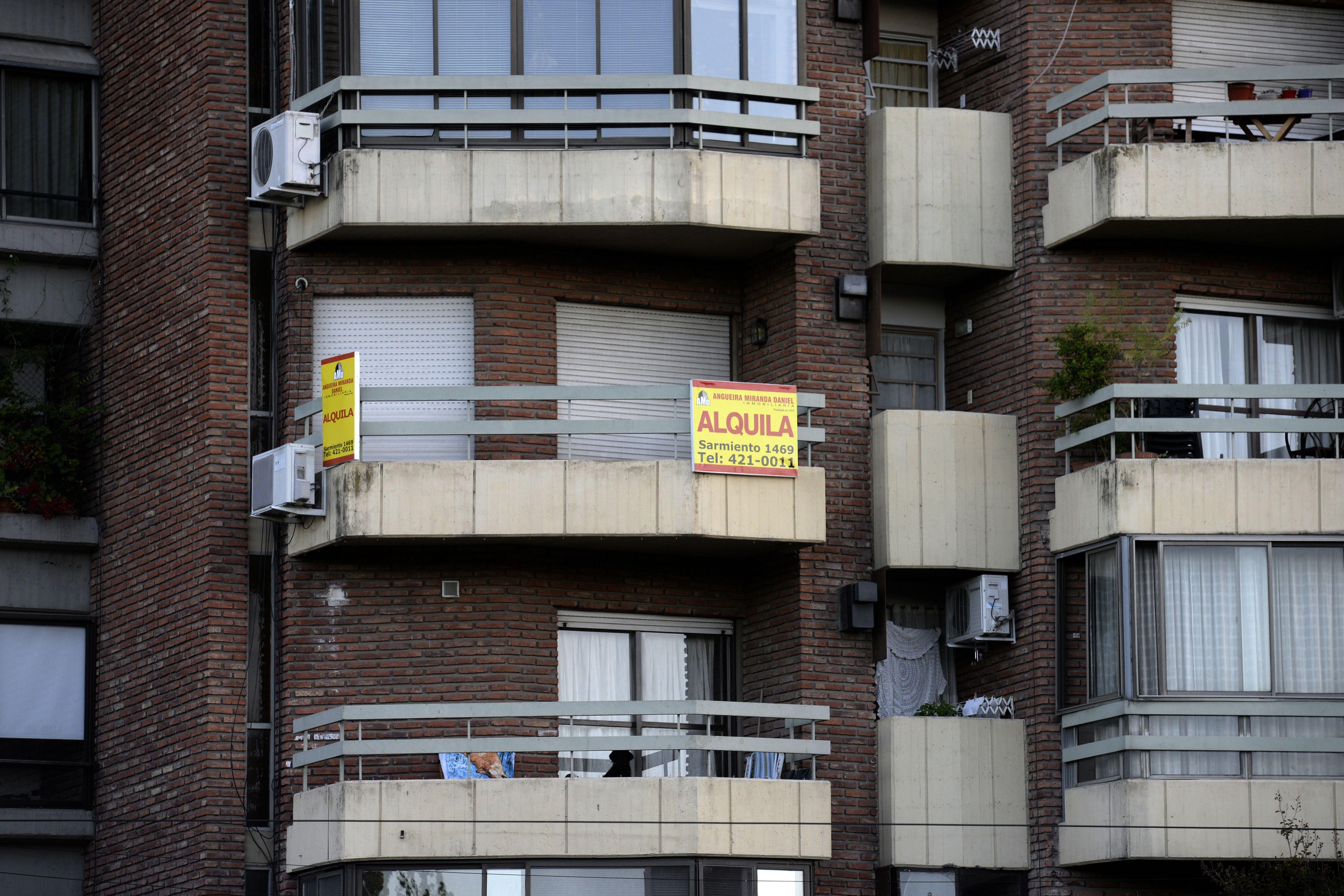 Sensible. En Rosario unas 300 mil personas viven en viviendas alquiladas. (Silvina Salinas / La Capital)