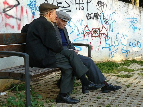 El 60 por ciento de la población de Sellia tiene más de 70 años.