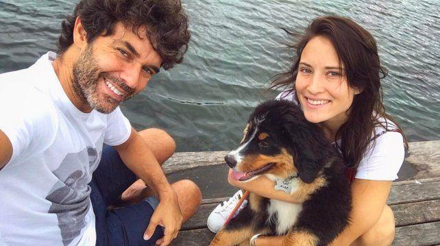 Mariano Martínez y Camila Cavallo ya saben el sexo de su hijo