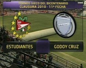 Estudiantes venció a Godoy Cruz y no se baja de la pelea
