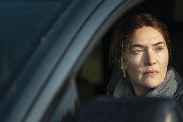 "Kate Winslet es la protagonista de la serie ""Mare of Easttown"""