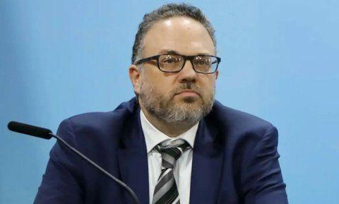 El ministro de Desarrollo Productivo