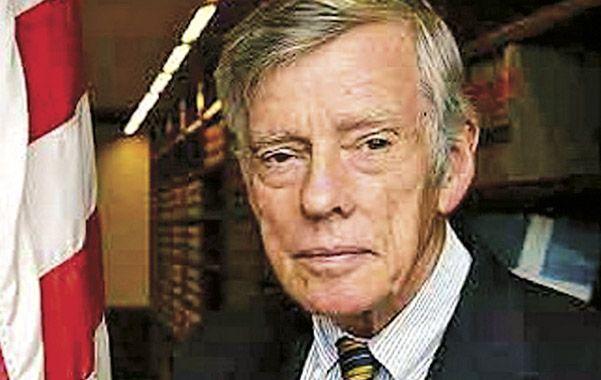 Fondos buitres. El juez neoyorquino Thomas Griesa lleva el caso argentino.