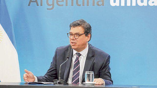 """ministro. Claudio Moroni dijo que el cambio en la edad jubilatoria debe hacerse """"con calma y tiempo""""."""