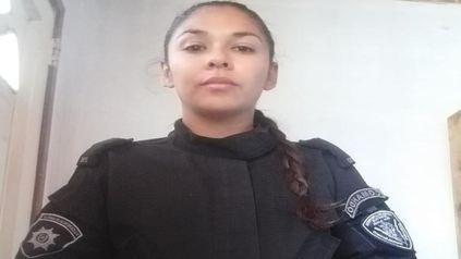 Cuando llegué a mi casa lo primero que hice fue abrazar fuerte a mis hijos, dijo la policía Ayelén Rodríguez.