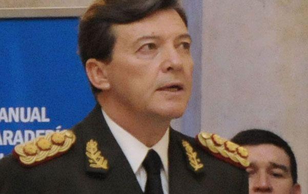 El jefe del Ejército