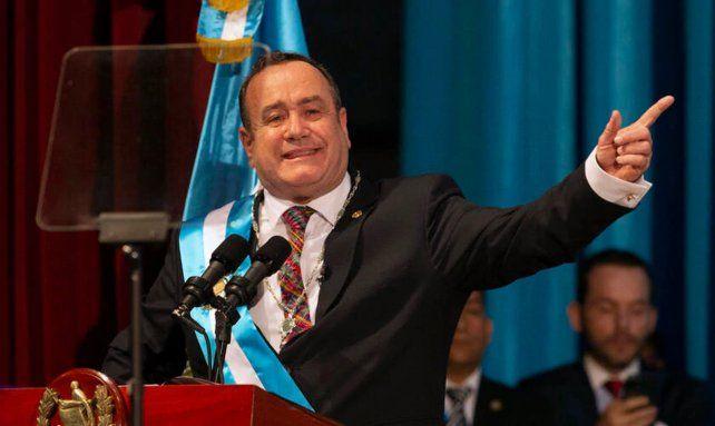 El presidente de Guatemala pidió al Congreso que restablezca la pena de muerte