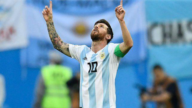 La suspensión prescribió y Messi podrá jugar en el debut de eliminatorias